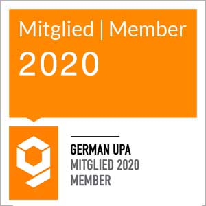 UX Freelancer aus München | Mitglied bei German UPA